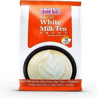 Gold Kili instant Double Shot White Milk Tea, 15 -Count