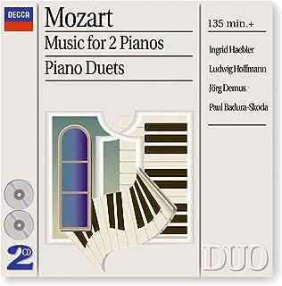 Mozart: Sonata for 2 pianos in D, K.448 - 1. Allegro con spirito