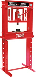 Best 10 ton hydraulic press for sale Reviews