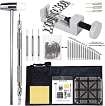 Watch Band Tool Kit – Watch Link Remover, Spring Bar Tool Set for Watch Repair and..