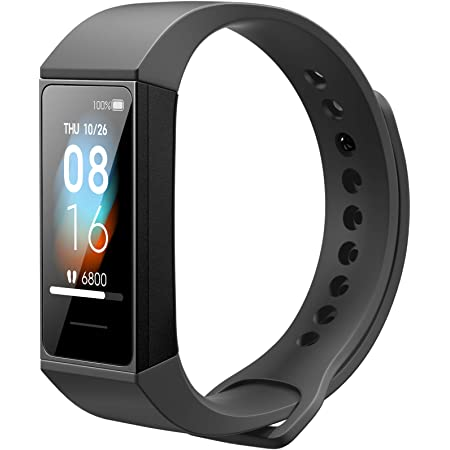 Redmi Smart Band - (Direct USB Charging, Full Touch Colour Display, Upto 14-Day Battery Life, Works with Xiaomi Wear App)