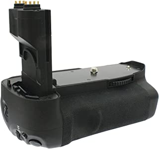 Xit XTCG7D Pro Series Battery Power Grip for Canon EOS 7D Digital SLR Cameras (BG-E7) (Black)