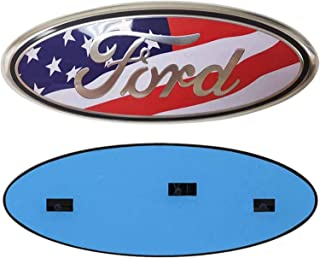 Shenwinfy Front Grille Tailgate Emblem for 04-14 F150,...