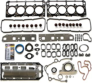 2 for Chrysler Dodge Jeep 5.7 HEMI V8 2003-15 1 1 Victor Reinz MLS Head Gaskets Pair of Right and Left