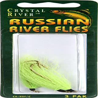 Crystal River Russian River Flies Feathers