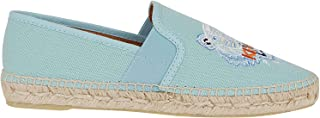 KENZO Luxury Fashion Womens F962ES188F7060 Light Blue Espadrilles | Spring Summer 20