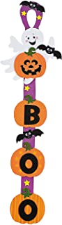 Best halloween door hanger craft Reviews