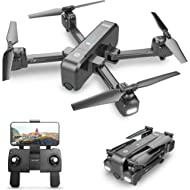 Holy Stone HS270 GPS 2.7K Drone with FHD FPV Camera Live Video for Adults, Portable Selfie...