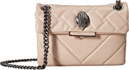 Leather Mini Kensington Crossbody