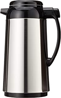 ZOJIRUSHI AFFB-10SAXA Easy Touch Handy Pot, 1 L, Stainless, AFFB-10S XA, Made in Japan, 1.0 l