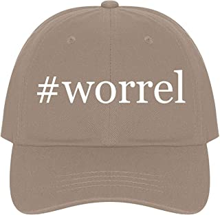 #Worrel - A Nice Comfortable Adjustable Hashtag Dad Hat Cap