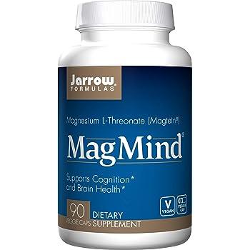 Jarrow Formulas Magmind Nutritional Supplement, 90 Count