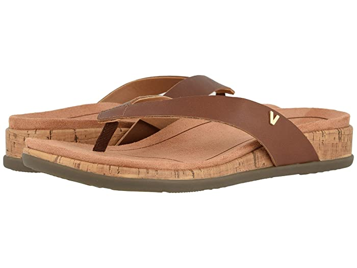 VIONIC  Daniela (Cinnamon) Womens Shoes