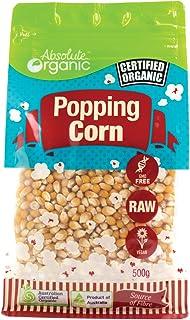 Absolute Organic Popping Corn, 500 g