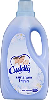 Cuddly Fabric Softener Conditioner Sunshine Fresh Made in Australia, 2L (1223312)