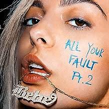 bebe rexha all your fault album