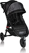Baby Jogger City Mini GT Single Stroller, Black/Shadow (Discontinued by Manufacturer)