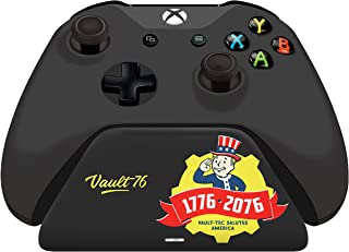 Controller Gear Fallout 76 - Tricentennial Limited Edition Xbox Pro Charging Stand - Xbox One (Controller Sold Separately) - Xbox One (Renewed)