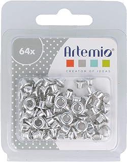 Artemio Oeillets Argent à, 8mm