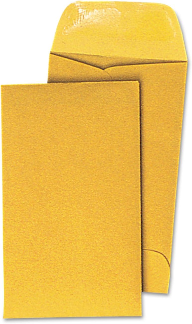 Universal Kraft Coin Choice Envelope 7 500 Light Brown Ranking TOP15 Box