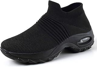 XPERSISTENCE Chaussures Femme Baskets Chaussures de Running Randonnées Légères