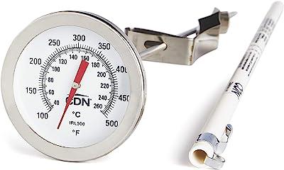 CDN irl500tallo largo fry termómetro–insta-read, Turquía freír