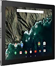 Google Pixel C (64GB, 3GB) 10.2-in HD Touchscreen Tablet Premium High Performance | NVIDIA Tegra X1 with Maxwell GPU | Android | Silver - Aluminum (Renewed)