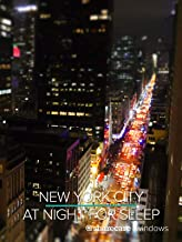 New York City's 5th Avenue at Night for Sleep