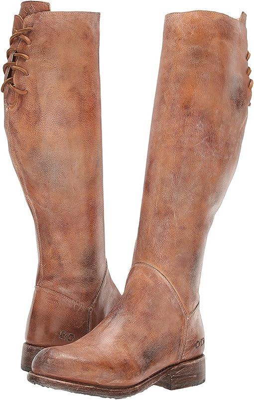 Tan Rustic Leather