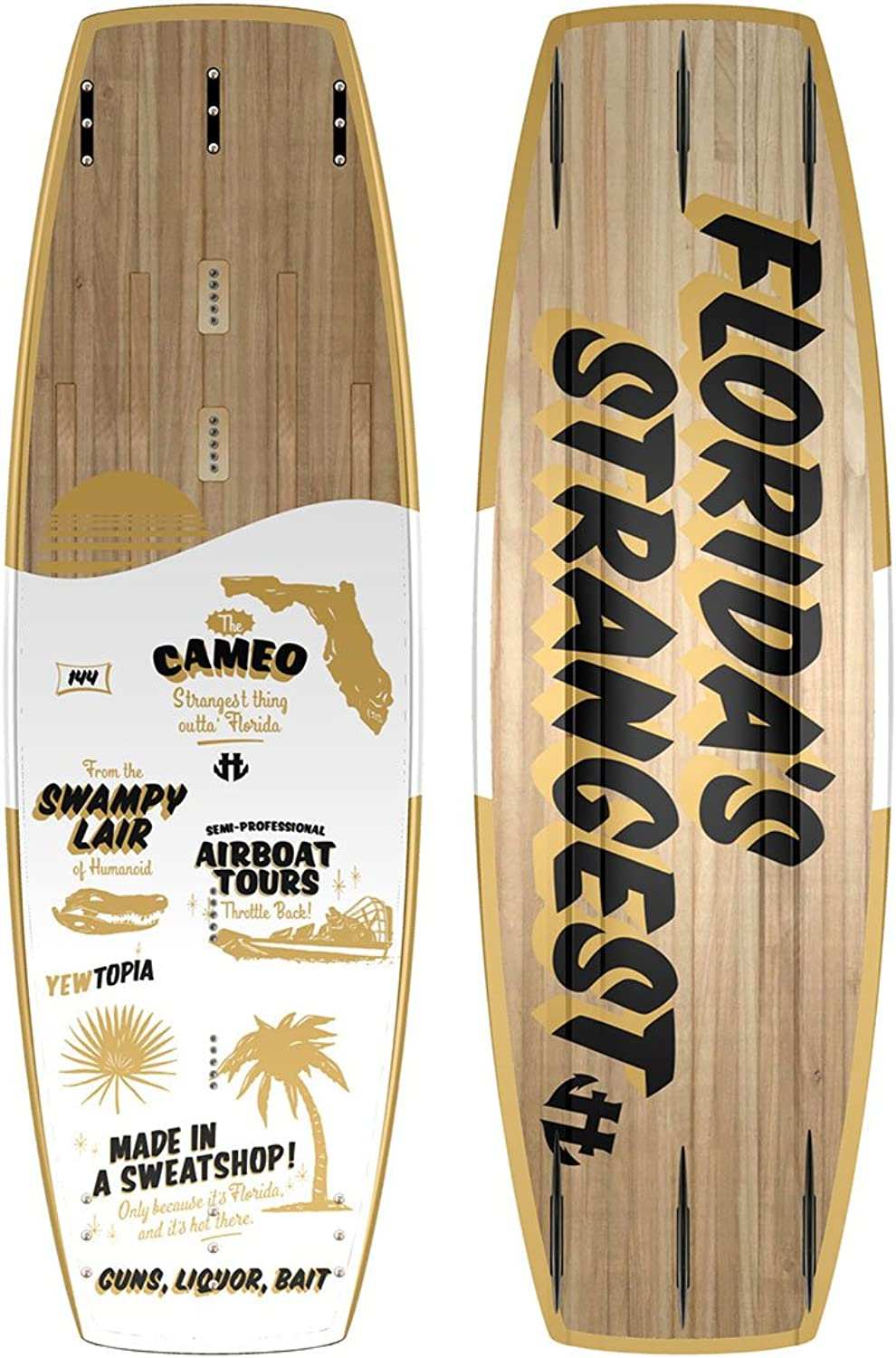 HUMANOID Cameo Wakeboard 2017 B07C7G5QS7    Mode-Muster a87016