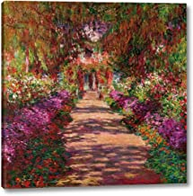 Path in Monets Garden Giverny by Claude Monet - 28