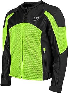 Speed and Strength Midnight Express Mesh Jacket (MEDIUM) (HI-VIS)