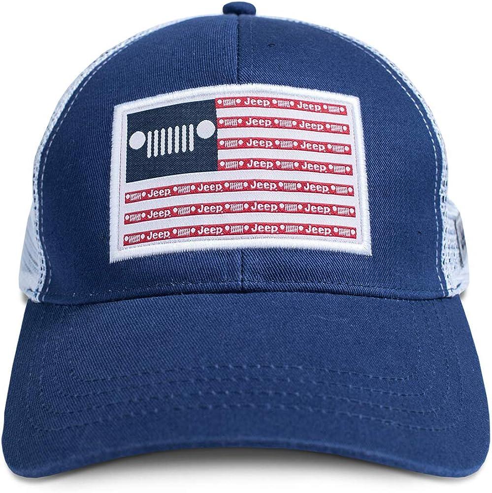 Jeep Stars Stripes Hat - Adjustable Snapback Cheap mail order shopping Cap Rare Cl Baseball