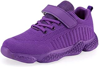 YAVY Kids Sneakers for Boys and Girls Lightweight Running Shoes Fashion Athletic Walking Shoes