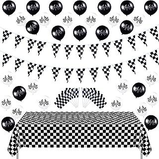 Race Car Party Decorations - MeiMeiDa 30 PCS 8