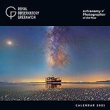 Royal Observatory Greenwich - Astronomy Photographer of the Year Wall Calendar 2021 (Art Calendar)