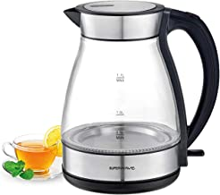 Superwave - Electric Kettle 1.7L Glass - SWK634G