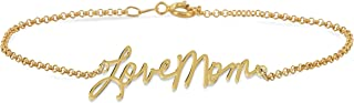 bracelet with handwriting