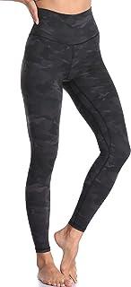 Magiftbox High Waisted Leggings for Women Black Workout Athletic Leggings Yoga Pants for Women Leggings Running Tights L03