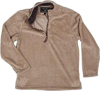 Men's Pebble Pile 1/4 Zip Pullover