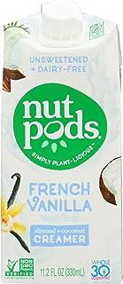 Nut Pods Diary Free Creamer, French Vanilla, 11.2 oz