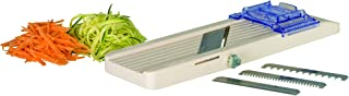 Benriner 7015S BR1 VEGETABLE SLICER, One Size, Off- Off-White