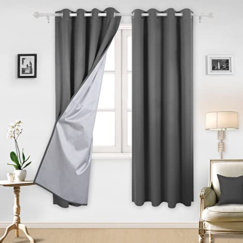 Blackout Curtains for Bedroom: Amazon.co.uk