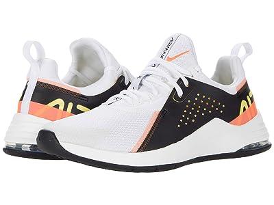 Nike Air Max Bella TR 3 (White/Light Zitron/Black/Bright Mango) Women