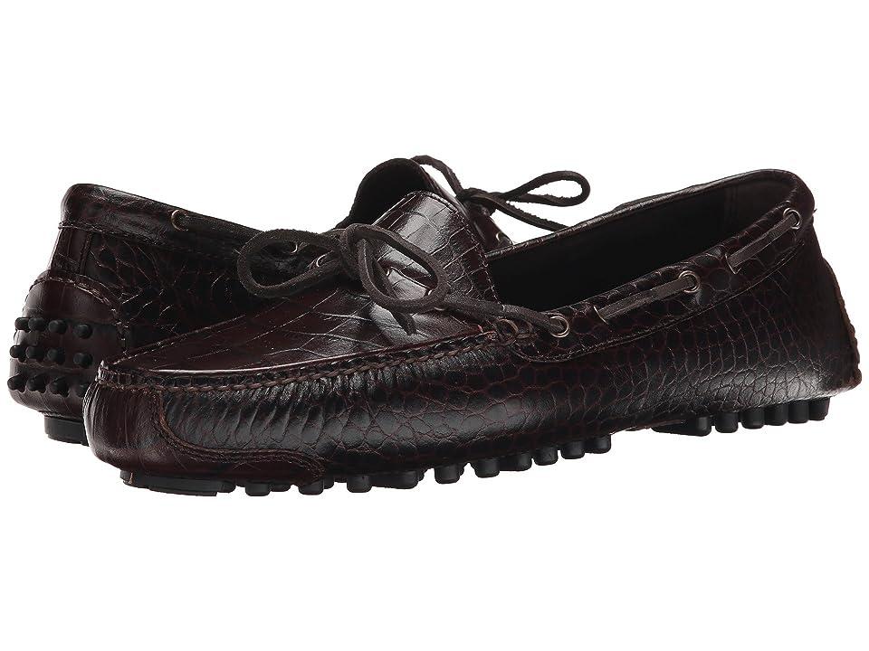 Cole Haan Gunnison II (Brown Croc) Men