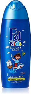 Fa Kids Pirate Shower Gel, 250 ml
