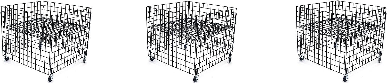 KC Store Fixtures 54100 Dump Bin Grid 30