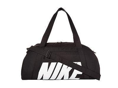 Nike Gym Club Bag (Black/Black/White 3) Bags