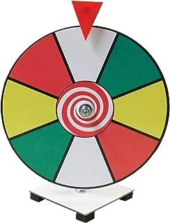 12 Inch Dry Erase Spinning Prize Wheel