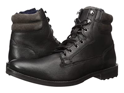 Kenneth Cole Reaction Masyn Boot B (Black) Men